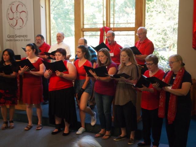Pentacost Choir